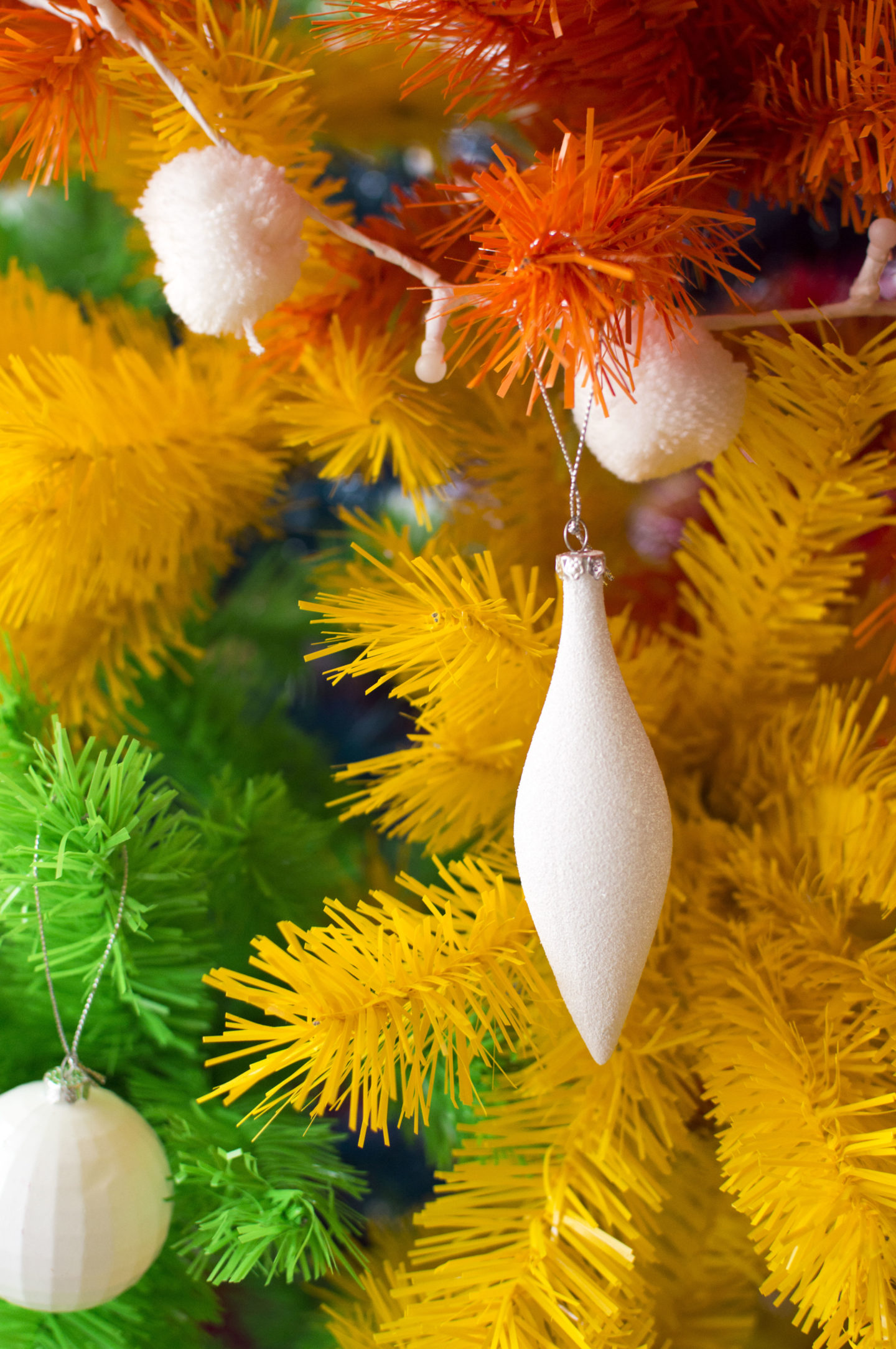 How to Rock a Colourful Christmas Tree (& Why We Have Three This Year!)