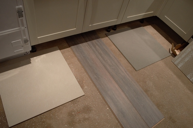 The kitchen floor how to get the most out of tiles well - Most popular kitchen flooring ...
